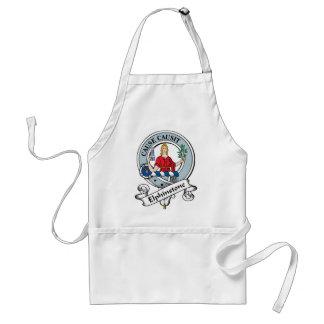 Elphinstone Clan Badge Apron
