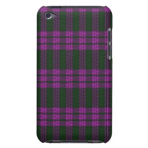 Elphinstone Scottish Tartan Apple iPod Case iPod Touch Case