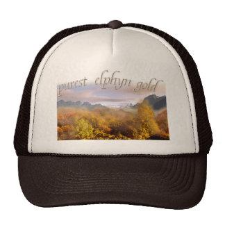 Elphyn Gold Hat