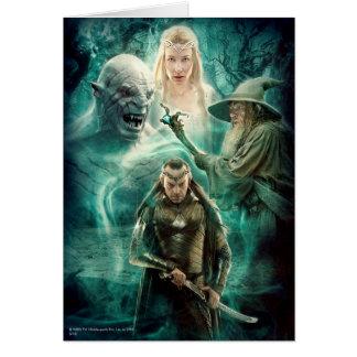 ELROND™, Azog, Galadriel, & Gandalf Graphic Card