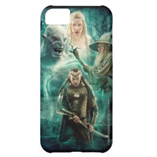 ELROND™, Azog, Galadriel, & Gandalf Graphic iPhone 5C Cover