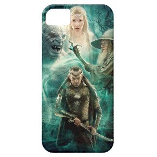 ELROND™, Azog, Galadriel, & Gandalf Graphic iPhone SE/5/5s Case