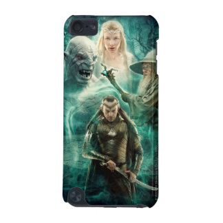 ELROND™, Azog, Galadriel, & Gandalf Graphic iPod Touch (5th Generation) Case