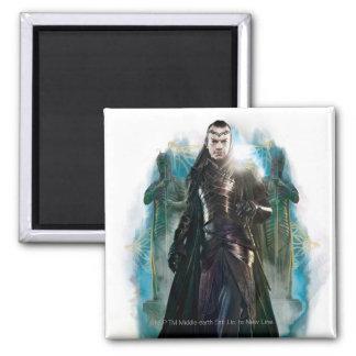Elrond Full-Body 2 Inch Square Magnet