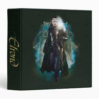 ELROND™ Full-Body 3 Ring Binder