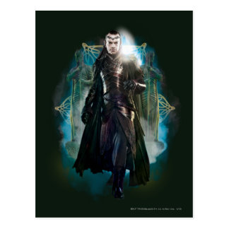 ELROND™ Full-Body Postcard