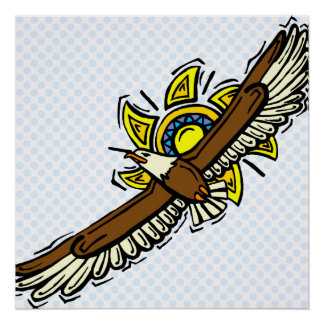 Elroy Eagle Impresiones