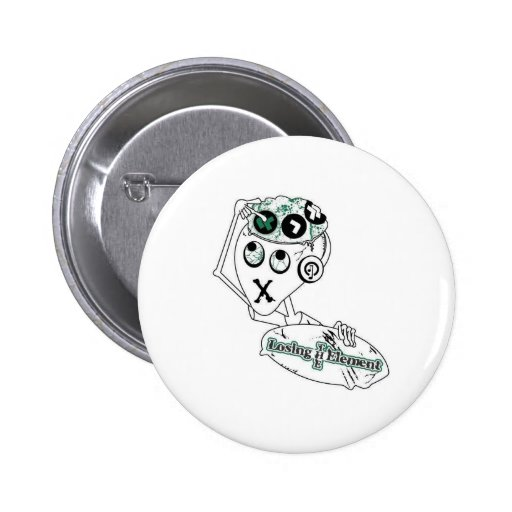 Elroy the boy toy 2 inch round button