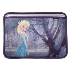 Macbook Air Sleeve with Frozen's Princess Elsa the Snow Queen design