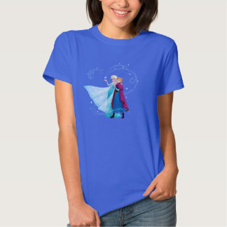 Elsa and Anna - Beautiful Together Tshirt