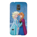 Elsa and Anna -  Together Forever Galaxy S5 Cases