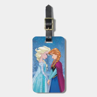 Elsa and Anna -  Together Forever Luggage Tags