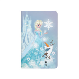 Elsa and Olaf - Icy Glow Journals