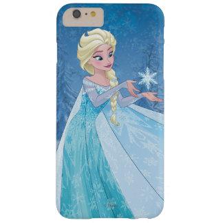 ¡Elsa - déjelo ir! Funda De iPhone 6 Plus Barely There