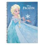 ¡Elsa - déjelo ir! Libros De Apuntes