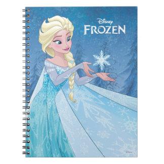 ¡Elsa - déjelo ir! Notebook