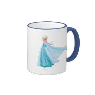 ¡Elsa - déjelo ir! Taza De Dos Colores
