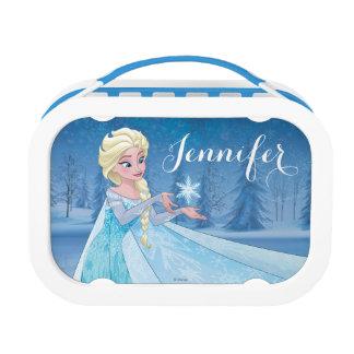 ¡Elsa el   lo dejó ir!