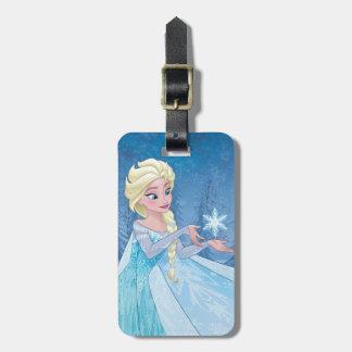 ¡Elsa el   lo dejó ir! Etiquetas De Maletas