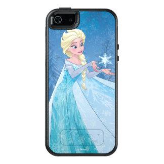 ¡Elsa el   lo dejó ir! Funda Otterbox Para iPhone 5/5s/SE