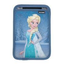 Elsa   Eternal Winter iPad Mini Sleeve