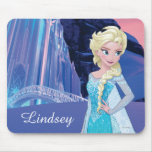 Elsa - Eternal Winter Mouse Pad