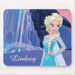 Elsa - Eternal Winter Mousepads
