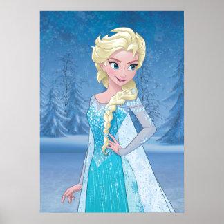 Elsa | Eternal Winter Poster