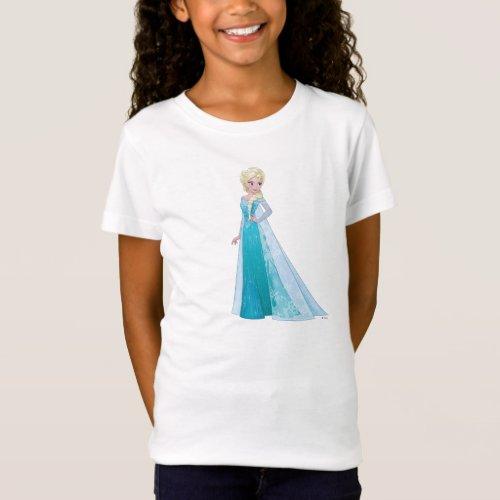 Elsa  Eternal Winter T_Shirt