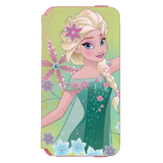 Elsa | Giving from the Heart iPhone 6/6s Wallet Case
