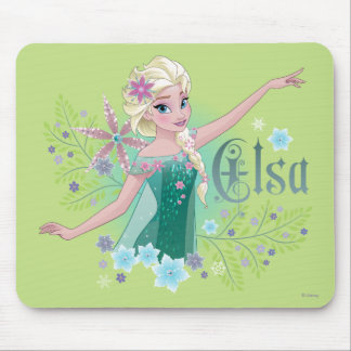 Elsa | Giving from the Heart Mouse Pad