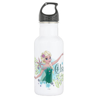 Elsa | Giving from the Heart Stainless Steel Water Bottle