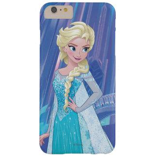 Elsa - invierno eterno funda de iPhone 6 plus barely there