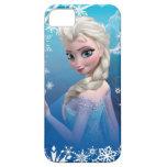 Elsa la reina de la nieve iPhone 5 Case-Mate cárcasas