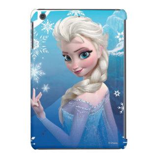 Elsa la reina de la nieve funda de iPad mini