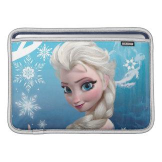 Elsa la reina de la nieve fundas macbook air
