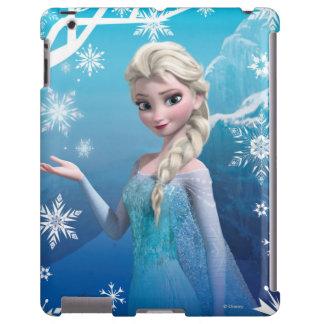 Elsa la reina de la nieve funda para iPad