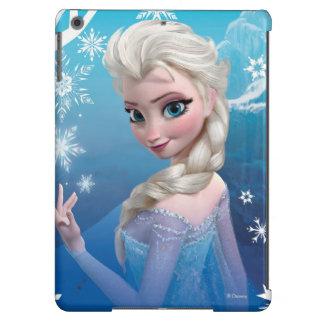 Elsa la reina de la nieve funda para iPad air