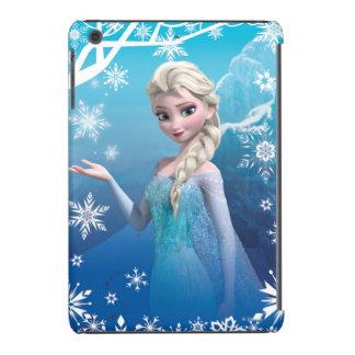 Elsa la reina de la nieve fundas de iPad mini