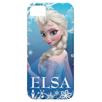 Elsa la reina de la nieve iPhone 5 funda