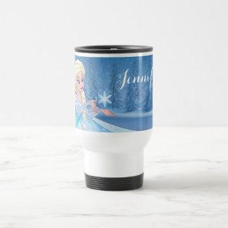 Elsa - Let it Go! 15 Oz Stainless Steel Travel Mug
