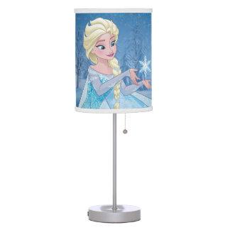 Elsa - Let it Go! Desk Lamps
