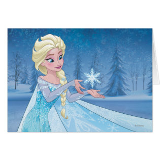 Elsa - Let it Go! Greeting Card