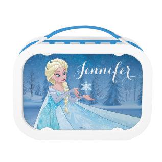 Elsa | Let It Go! Lunch Box at Zazzle