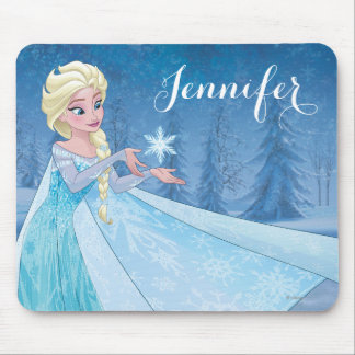Elsa | Let it Go! Mouse Pad