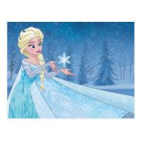 Elsa | Let it Go! Postcard