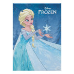 Elsa - Let it Go! Poster