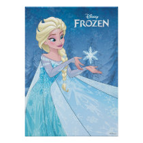 Elsa | Let it Go! Poster
