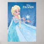 Elsa - Let it Go! Posters