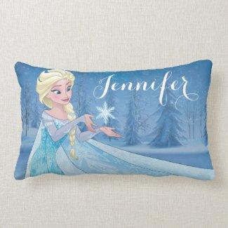 Elsa - Let it Go! Throw Pillow